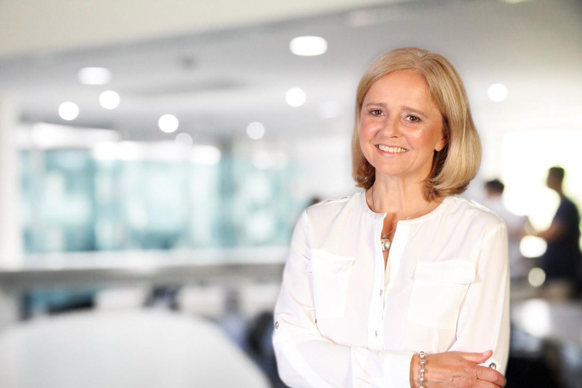 Trainer Doris Marx-Ruhland